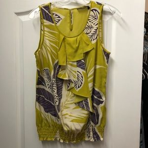 Sleeveless blouse from Limited